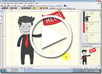 my editor find help video