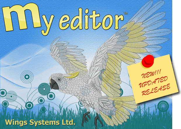 Editor Free Embroidery Software